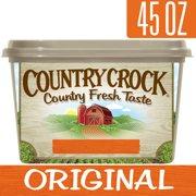 Country Crock Original Vegetable Oil Spread, 45 Oz.