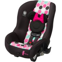 Disney Baby Scenera NEXT Luxe Convertible Car Seat, Minnie Dotty