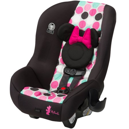 - Disney Baby Scenera NEXT Luxe Convertible Car Seat, Minnie Dotty