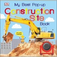 My Best Pop Up Construction Site Book (Board Book)