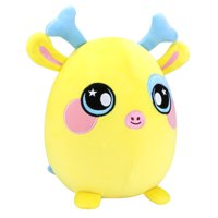 "Squeezamals, 8"" Plush, Giraffe - Super-Squishy Foam Stuffed Animal! Squishy, Squeezable, Cute, Soft, Adorable!"