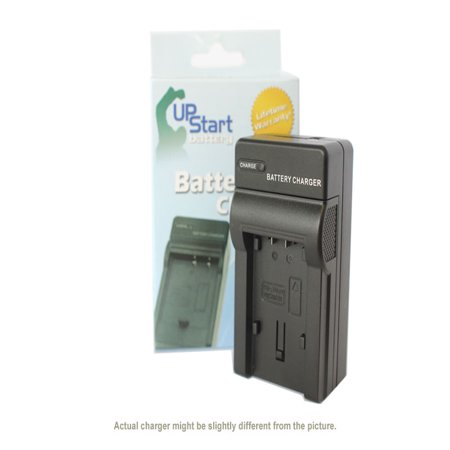 Sony Cyber-shot DSC-H3 Charger - Replacement for Sony NP-BG1 Digital Camera Chargers (100-240V) (Np Bg1 Charger)