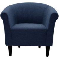 Newport Club Chair - Navy