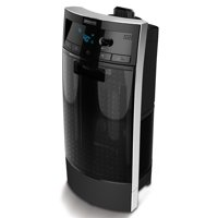 Bionaire Digital Ultrasonic Tower Humidifier, 3 Gallon, Black (BUL7933-UM)
