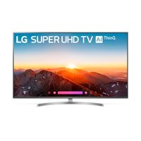 "Refurbished LG 65"" 4K Smart Super UHD HDR LED TV with AI ThinQ, 65SK8000"