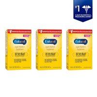 Enfamil D-Vi-Sol Liquid Vitamin D Supplement for Infants, 1.67 fl oz (50 mL)