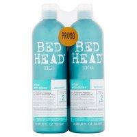 Tigi Bed Head Urban Anti+Dotes Damage Level 2 Recovery Shampoo and Conditioner, 25.36 fl oz, 2 pack