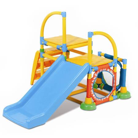 Toddler Climb Slide - Grow'n Up Toddler Climb 'n Slide Jungle Gym