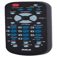 RCA RCR503BR 3-Device Palm-Sized Universal Remote