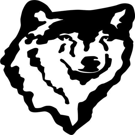 10 Inch Gun - Custom Designs Fox Face Head Animal Hunting Hunter Man Gun 10 X 10 Inches