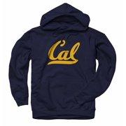 6e93c24fe4dc5 University Of California Berkeley California Golden Bears Script Cal Mens  Hoodie -Navy