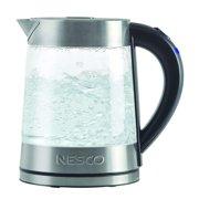 Nesco GWK-02 1.8-Qt. Electric Glass Water Kettle