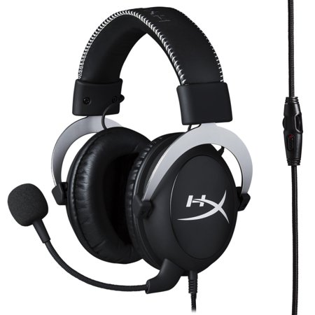 HyperX CloudX - Xbox Gaming Headset (Hyperx Cloud Revolver Gaming Headset For Pc)