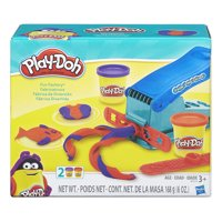 Play-doh Fun Factory Set with 2 Cans of Dough