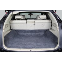 Auto Drive Cargo Liner Floor Mat Waterproof Upholstery Protection- Universal Trim to Fit Non-Fray Material for Car, SUV, Van, Odorless