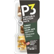 Oscar Mayer P3 Oven Roasted Turkey Portable Protein Pack, 2.1 oz Pack