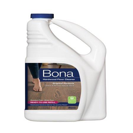 Bona Hardwood Floor Cleaner Refill, 64 fl oz