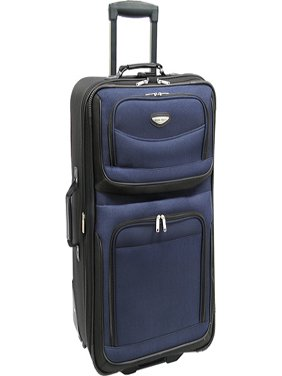"Travel Select Amsterdam 29"" Expandable Rolling Upright Suitcase"