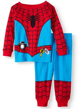 Product Image Spider-Man Cotton Tight Fit Pajamas 2533f822b