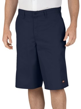 "Men's 13"" Loose Fit Flat Front Short"