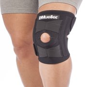 Mueller Self Adjusting Knee Stabilizer, Black, One Size Fits Most