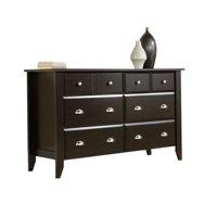 Sauder Shoal Creek 6-Drawer Dresser, Multiple Finishes