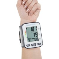 Bluestone Automatic Wrist Blood Pressure Monitor for Multiple Users includes Carrying Case