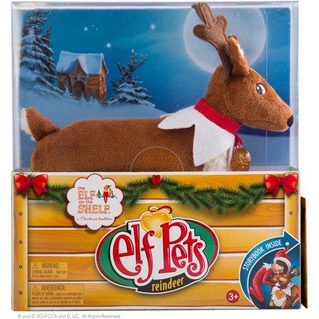 Elf Pets: A Reindeer Tradition - Christmas Elves Dance