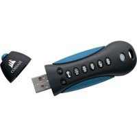 64GB FLASH PADLOCK SECURE USB 3.0 FLASH DRIVE WITH KEYPAD