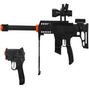 Best Airsoft Guns - 2-IN-1 MINI AIRSOFT BB SPRING SNIPER RIFLE GUN Review