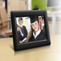 Battery Operated Digital Photo Frame Plays Videos Lulusosocom