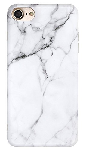 Ganma Marble Pattern Hard Rubber Phone Case For For iPod 6 , 6th Gen. ()