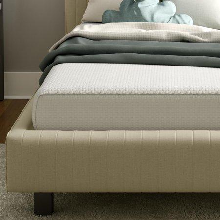 signature sleep gold series certipur us 6 inch memory foam mattress multiple sizes. Black Bedroom Furniture Sets. Home Design Ideas