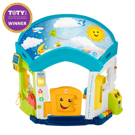 - Fisher-Price Laugh & Learn Smart Learning Home