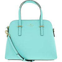 Kate Spade Women's Cedar Street Maise Leather Top-Handle Satchel (Atoll Blue)