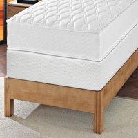Signature Sleep Gold CertiPUR-US Select 8 Inch Coil Mattress and Signature Sleep Premium Ultra Steel Mattress Foundation