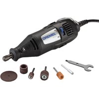 Dremel 100-N/6 120-Volt Single Speed Rotary Tool Kit
