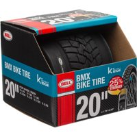 "Bell Sports Gate BMX Tire with Kevlar, 20"", Black"
