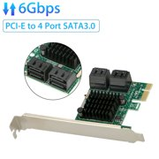 4 Port SATA Controllers