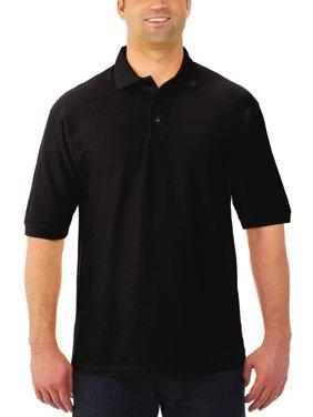 Easy Care Men's Short Sleeve Polo