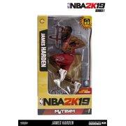 179972294fdc McFarlane NBA 2K19 James Harden Figure