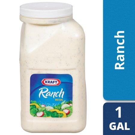 Kraft Ranch Dressing, 1 gal Jug