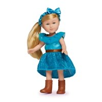 My Life As 7-inch Mini Doll - Cowgirl, Blonde