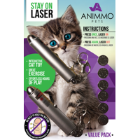 Pet Laser Pointer Cat Toy, 2 Count