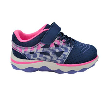 Athletic Works Toddler Girl's Printed Cage Sneaker