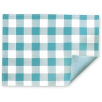 The Pioneer Woman Charming Check Reversible Placemat, Teal, Multiple Colors