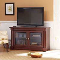 """Better Homes & Gardens Ashwood Road TV Stand for TVs up to 47"""", Cherry Finish"""