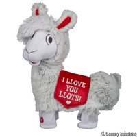 "Way To Celebrate Valentines Day Twerking Llama to ""Going down for Real"""