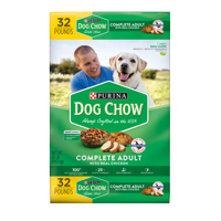 Purina Dog Chow Complete With Real Chicken Adult Dry Dog Food - 32 lb. Bag
