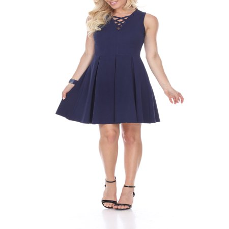 Women's Shay Fit & Flare Dress](Flair Dress)